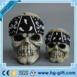 Novo modelo de resina de réplica de cranio humano realista médica tamanho 1: 1 tamanho adulto