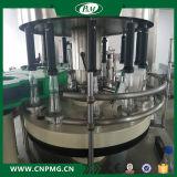 Máquina de etiquetado adhesiva rotatoria de alta velocidad para la botella de agua redonda