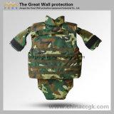 La Munito-Polizia di Nijiii/IV Aramid cammuffa la maglia a prova di proiettile di protezione completa