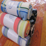 極度の柔らかいピクニックのためのウールによって編まれる毛布