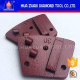 Roue de meulage de cuvette de la qualité PCD pour le système concret d'étage