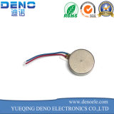 Мотор монетки мотора вахты телефона кнопки DC 3V 1020 плоский вибрируя микро-