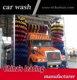 タッチ画面制御を用いるイタリアの3本のブラシのロールオーバーのトラックの洗浄機械