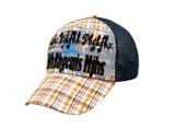 El bordado de encargo capsula las gorras de béisbol promocionales del bordado del casquillo del Snapback del sombrero de los casquillos del algodón de Burshed