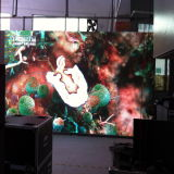 Visualizzazione di LED esterna di colore completo P5 che fa pubblicità allo schermo