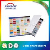 Singolo diagramma di colore laterale personalizzato di stampa di stile
