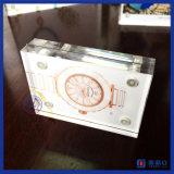 각자 디자인된 기술 아크릴 냉장고 자석 사진 프레임
