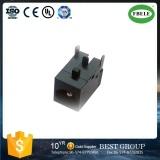 Sterke Stabiliteit Op hoge temperatuur gelijkstroom-049 Contactdoos Pin=1.65mm