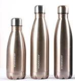 frasco de vácuo, garrafa de água do aço inoxidável (R-8007)