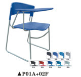 사무실 P02A+01를 위한 고품질 직물 의자 훈련 의자