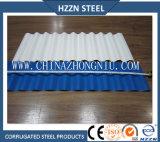 Покрасьте Coated Corrugated плитки толя