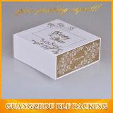 Faltender verpackender Papiergeschenk-Kasten-verpackenzoll