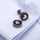 結婚祝いのフランスのワイシャツのGemelosのカフスボタンデザイナーMBのカフスボタン
