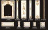 El panel de la PU de la alta calidad que moldea para el moldeado de la pared de la pared Decoration/PU