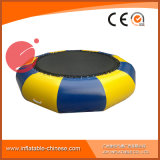 Air Bouncer Trampolin Inflable / trampolin de agua baratos T12-104