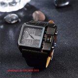 Relógio Quartz Especial Bonito com Geniue Couro para Homens Fs425