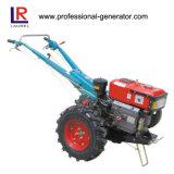 12HP het Lopen van het landbouwbedrijf Tractor met Dieselmotor