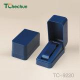 Коробка цельного Clamshell способа фикчированного пластичная