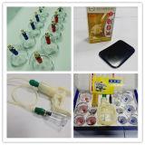받아 넣는 Hijama 장비 의료 기기 물리 치료