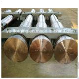 L'acciaio inossidabile di Scm 440 ha forgiato l'asta cilindrica