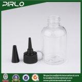 100ml 3.3oz освобождают пластичную бутылку с крышкой единорога для фармацевтического