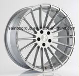 20 Aftermarket van de duim de Randen van het Aluminium; Het Wiel van de Legering van de auto