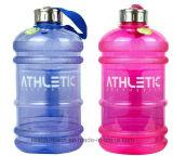 Plastik 600ml Sports Wasser-Flasche, Protein-Schüttel-Apparatflasche