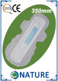 競争価格の快適で柔らかい網の表面の生理用ナプキン