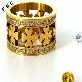 Anel luxuoso original da jóia Handmade por atacado do vintage para mulheres