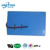 Paquete solar 12V100ah de la batería de la luz de calle del ion del litio LiFePO4
