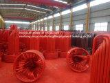 철강선 밧줄을%s 공장 판매 대리점 권선