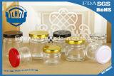 Vaso del miele, POT di ostruzione, POT 25ml della salsa delle uova---100ml