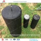 Taquet en caoutchouc de pipe pour la maintenance de gazoduc