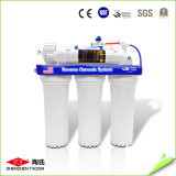 Spät 5 Stadiums-ultra Filter-Wasser-Reinigungsapparat-System