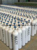 China Fabricação de Cilindros de Gás oxigênio 10L