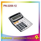 Un calcolatore da tavolino delle 12 cifre per gli articoli per ufficio