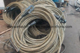 Ungalvanized Hand Spliced ​​Heavy Duty Steel Wire Rope Sling with Closed Spelter Socket