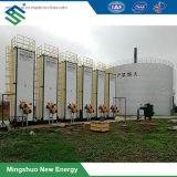 Système de désulfuration à sec pour la purification des gaz d'huile