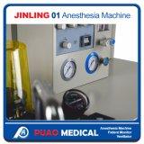 Einfache ICU Anästhesie-Maschine der medizinische Notanästhesie-Maschinen-