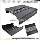 Profil en aluminium/en aluminium pour le matériau de construction
