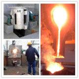 forno ad induzione di fusione d'acciaio di rame 500kg da vendere (GYM-200AB)