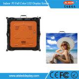 Écran polychrome d'intérieur de l'Afficheur LED P5 pour la publicité