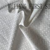 Esticar tecido Jacquard acetinado de seda