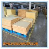 Material Estructural de Estructura de Espuma de PVC Rígido
