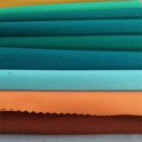 Tecidos simples T/C tecido mesclado de poliéster para camisas e Pocketings