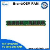 Модули DIMM без буферизации с кодом коррекции ошибок не дешевые 128МБ*8 оптовых ОЗУ DDR2 2 ГБ
