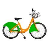 Stadt-Mietfahrrad mit Aluminiumlegierung-Rahmen-Selbstmiete-städtischem Welle-Laufwerk-Fahrrad ohne Kette