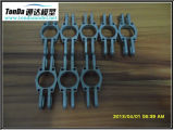 CNC di macinazione di giro del metallo e della plastica dell'OEM che lavora per il prototipo veloce