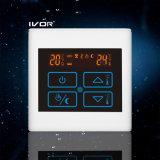 Bodenheizung-Thermostat-Noten-Schalter-Plastikrahmen (SK-HV2300B-M)