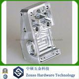 El moler que trabaja a máquina del CNC de la alta precisión/parte molida